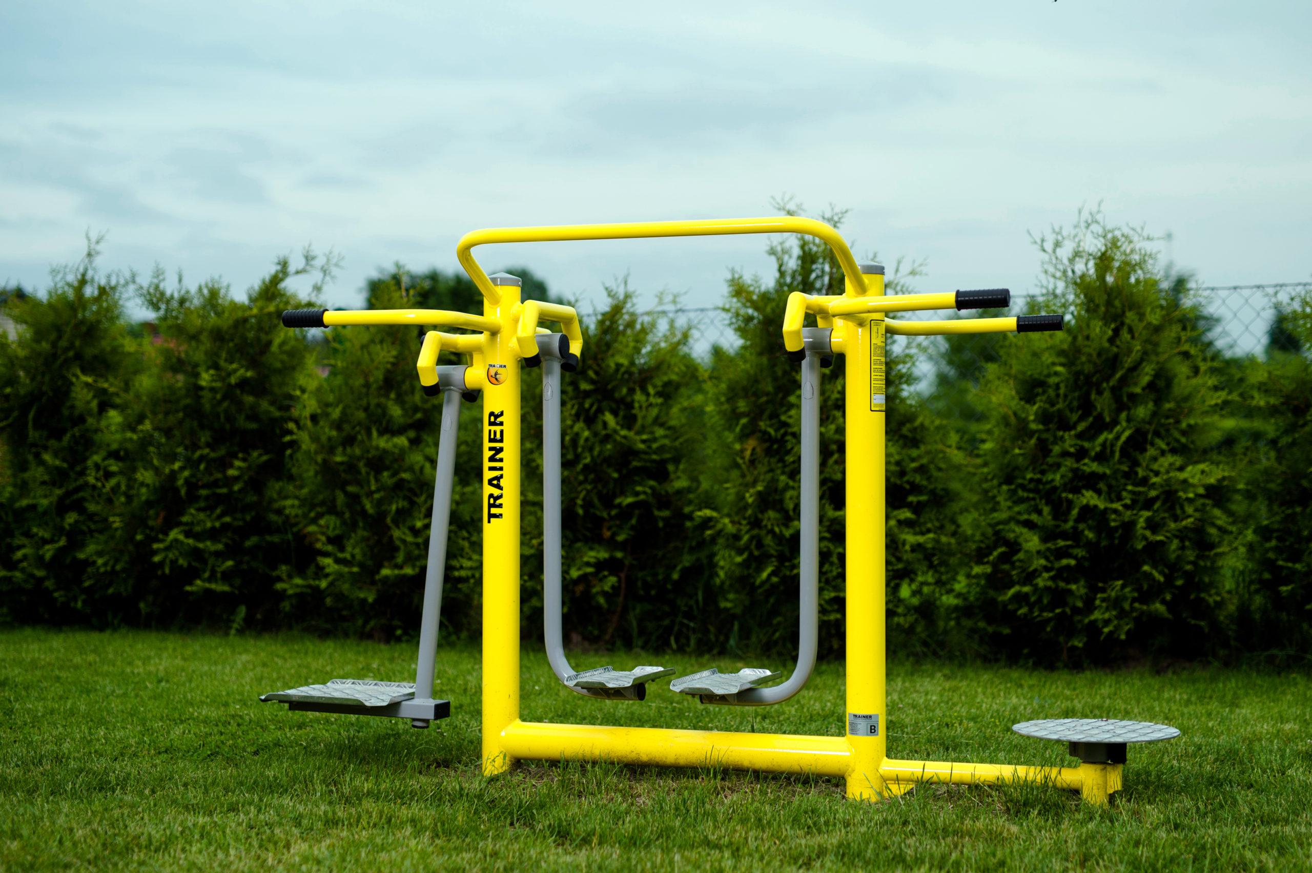Dlaczego warto mieć siłownię zewnętrzną we własnym ogrodzie?