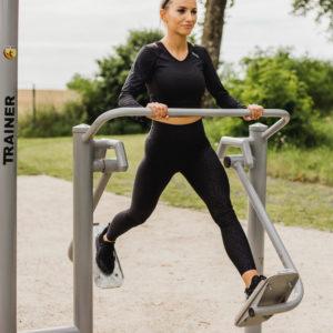 siłownie zewnętrzne Trainer