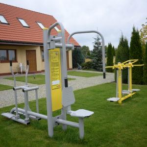 siłownie plenerowe Trainer