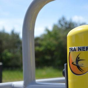 siłownie plenerowe realizacje Trainer