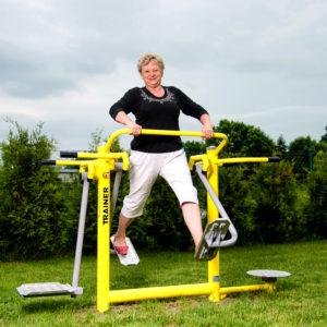 siłownie na dworze Trainer