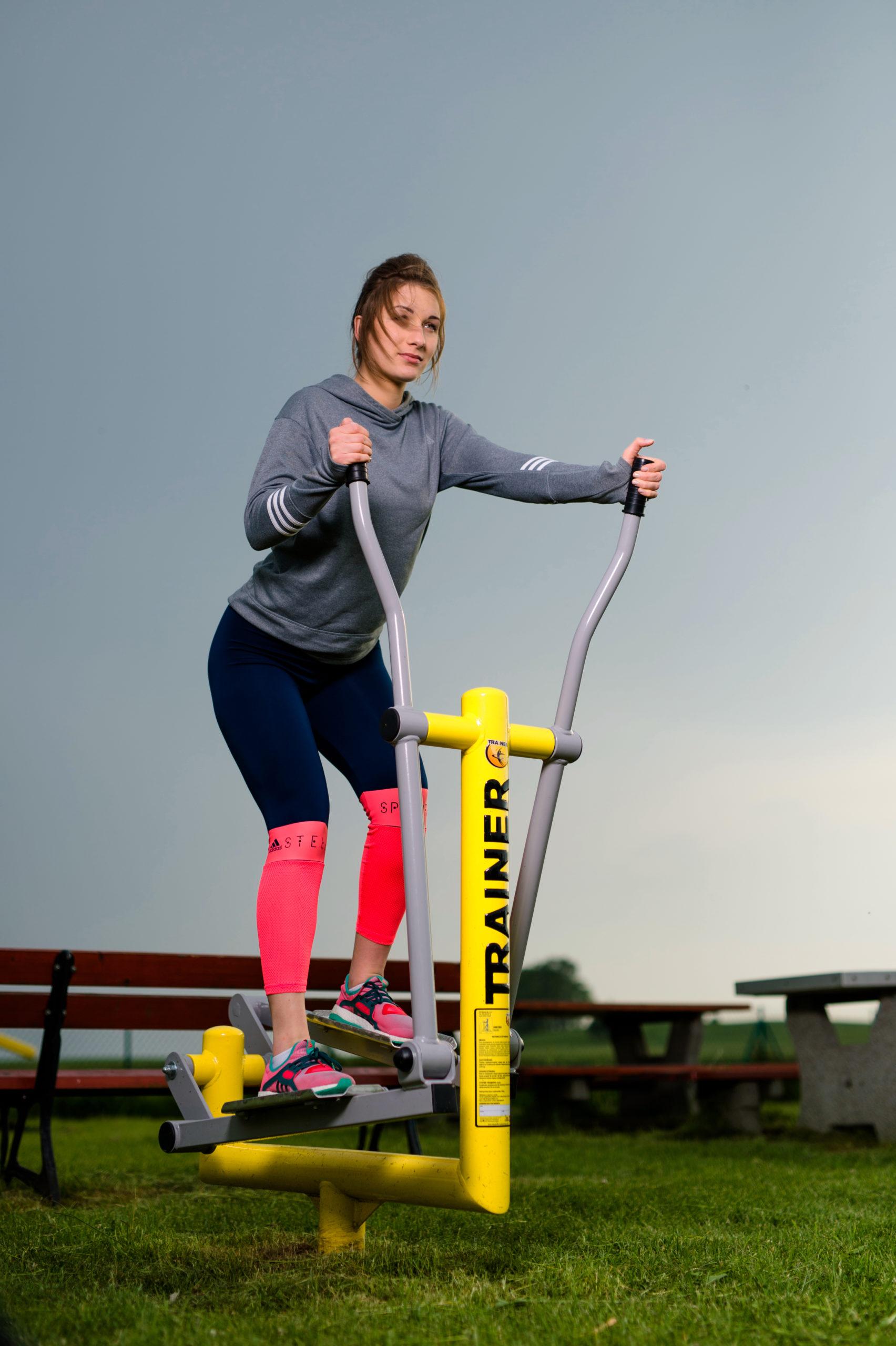 Urządzenia do ćwiczeń aerobowych