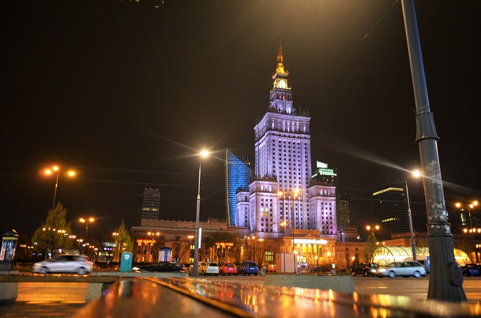 NAGRODA Targów Building Solutions dla siłowni zewnętrznych TRAINER – Warsaw Expo