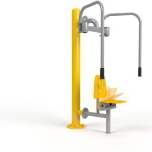 Integracyjne siłownie zewnętrzne - Motyl integracyjny disabled